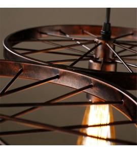 Oceľové historické koleso