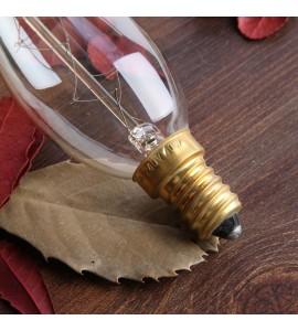 EDISON retro žiarovka TEARDROP