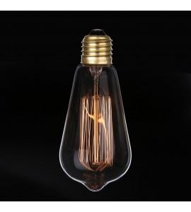 EDISON  žiarovka PEAR 64mm