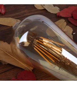 EDISON LED žiarovka PEAR 64mm