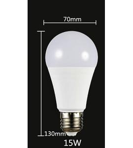 LED ŽIAROVKA 15W/E27 6000K