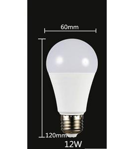 LED ŽIAROVKA 12W/E27 6000K