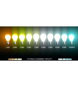 LED ŽIAROVKA 5W/E27 6000K